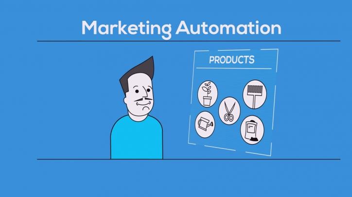 Marketing Automation - AnyStory