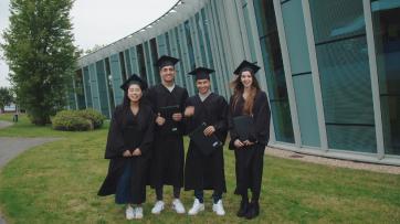 avans university of applied sciences international business